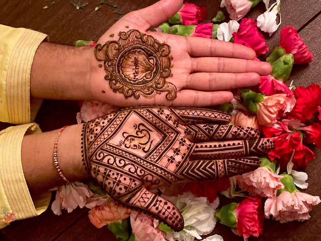 GROOM Henna
