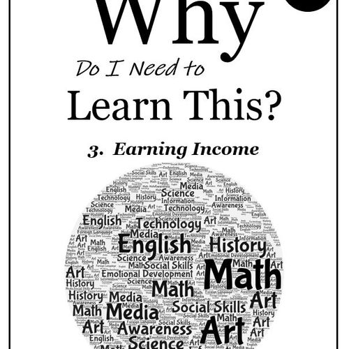 Making education meaningful. Available in color, B&W, and digital on Amazon.