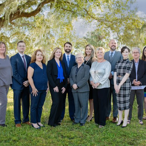 Team Photo of Douglas Law Firm Staff