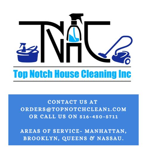 Top Notch House Cleaning Inc