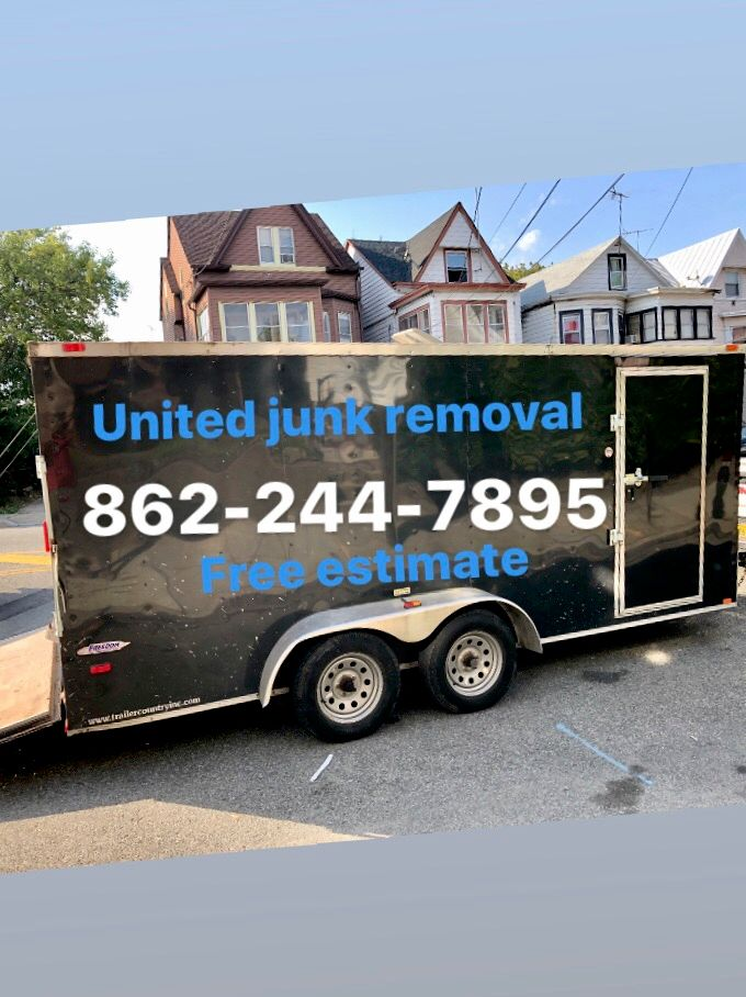 United junk removal Nd Landscaping