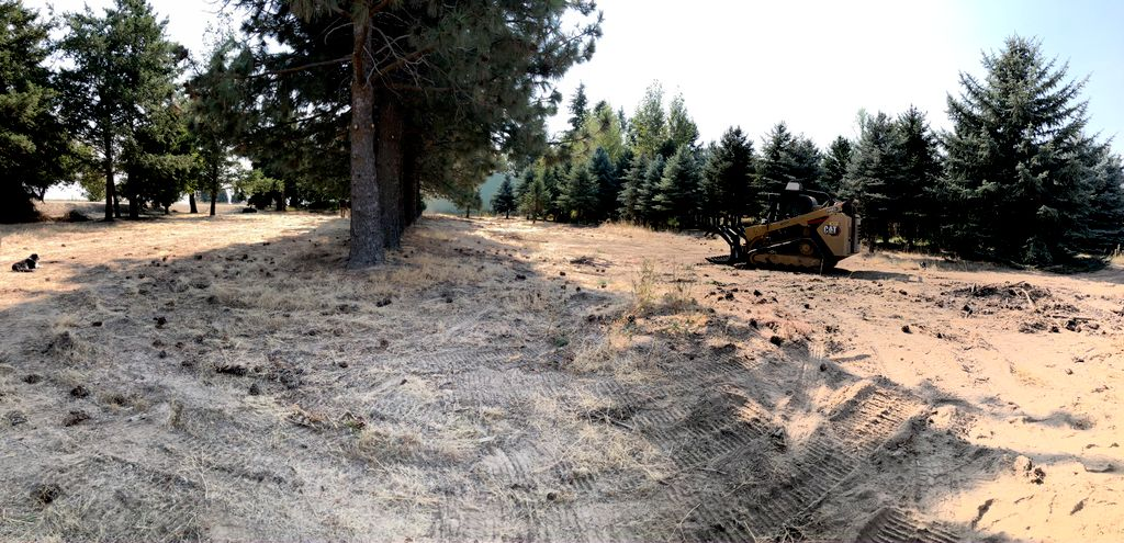 1 Acre Land Clearing & Grading