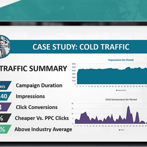 This is just one of several traffic case studies of real clients who got awesome results.