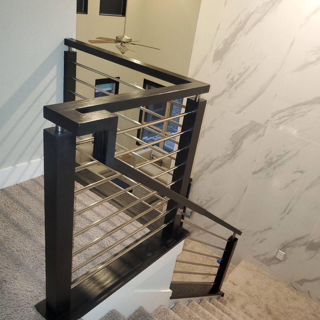 Umana stairs and carpentry