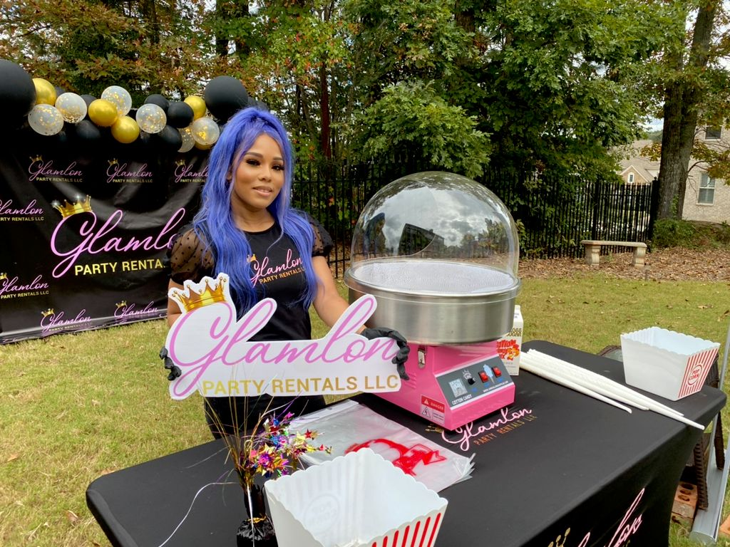 Glamlon Party Rentals LLC