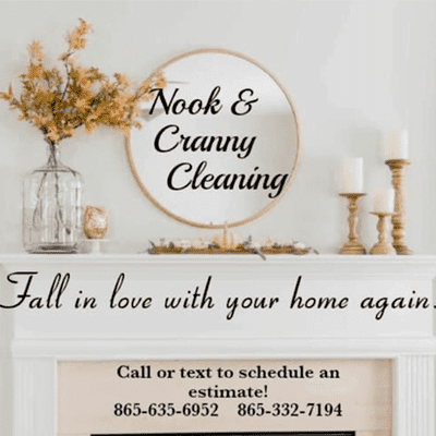 Avatar for Nook and Cranny Cleaning Service