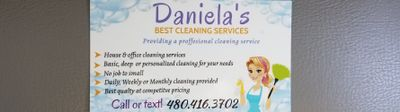 Avatar for Daniela's Best Cleaning Services