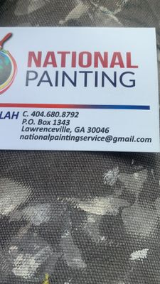 Avatar for national painting services LLC Akram Salah