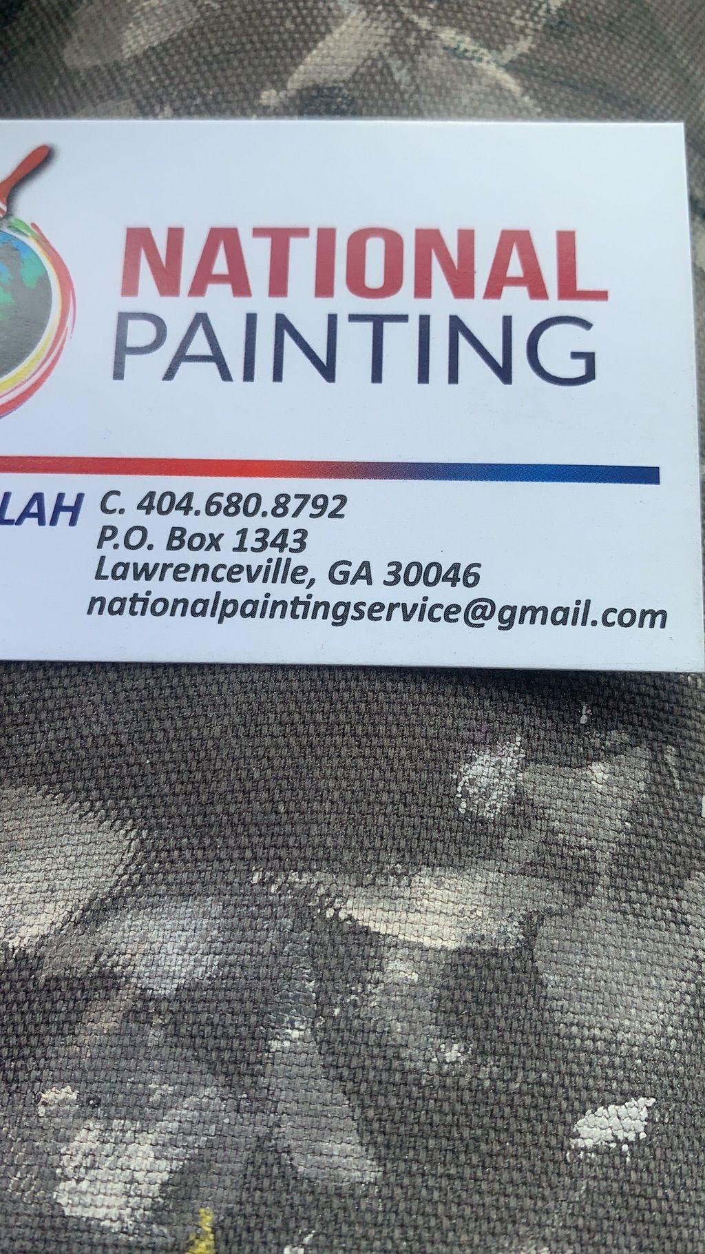 national painting services LLC Akram Salah