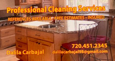 Avatar for Profesional cleaning service