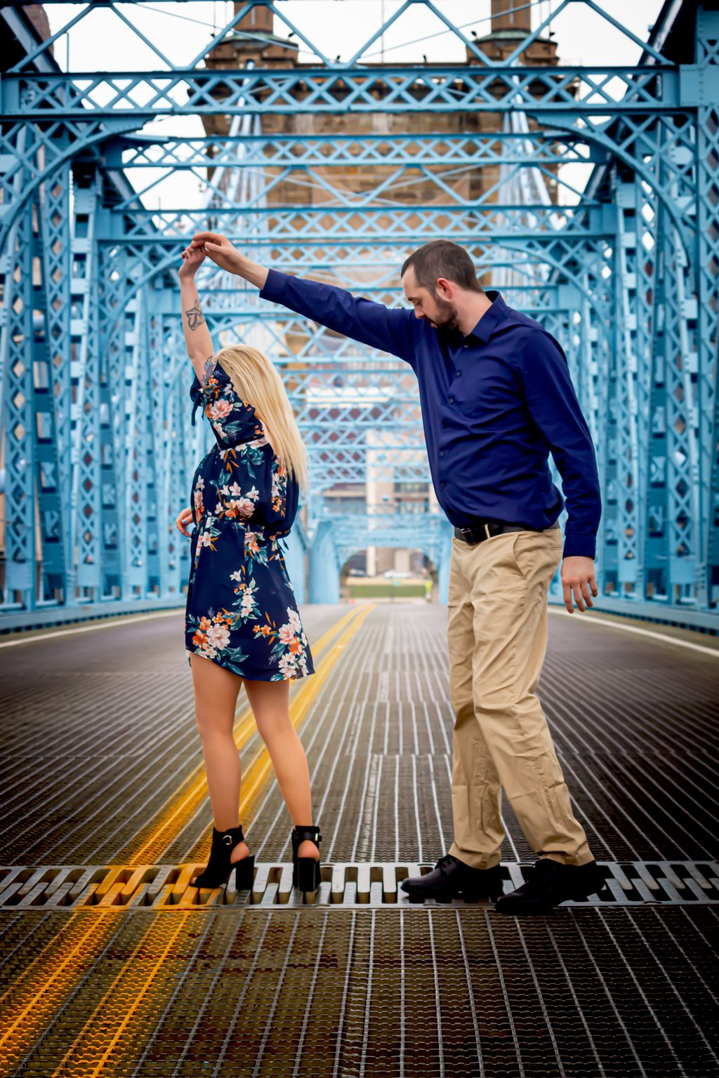 Roebling Engagement Session