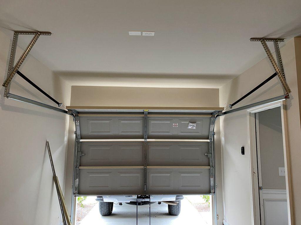 Remote Garage Door Opener Installation
