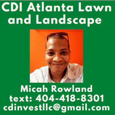 Avatar for CDI Atlanta Lawn Care and Landscape Services