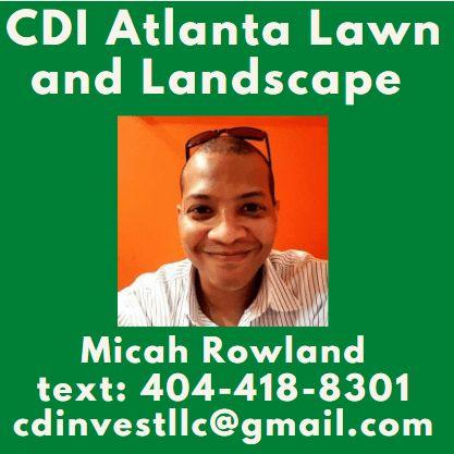 CDI Atlanta Lawn Care and Landscape Services