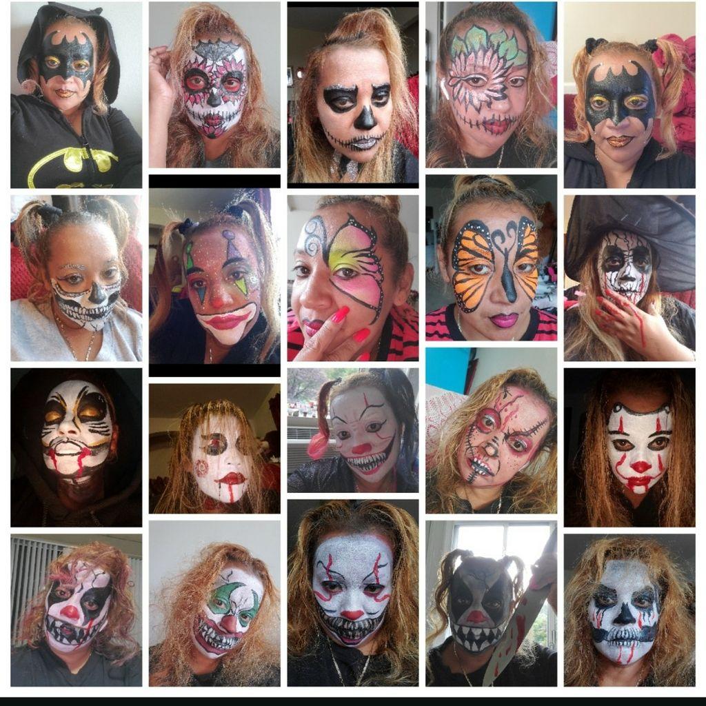 Yanira Face Painting / Pintamos Caritas