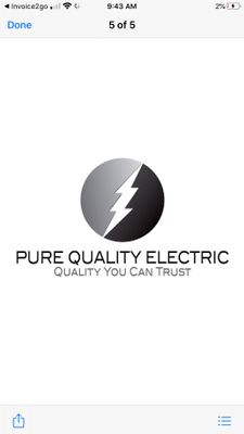 Avatar for Pure Quality Electric