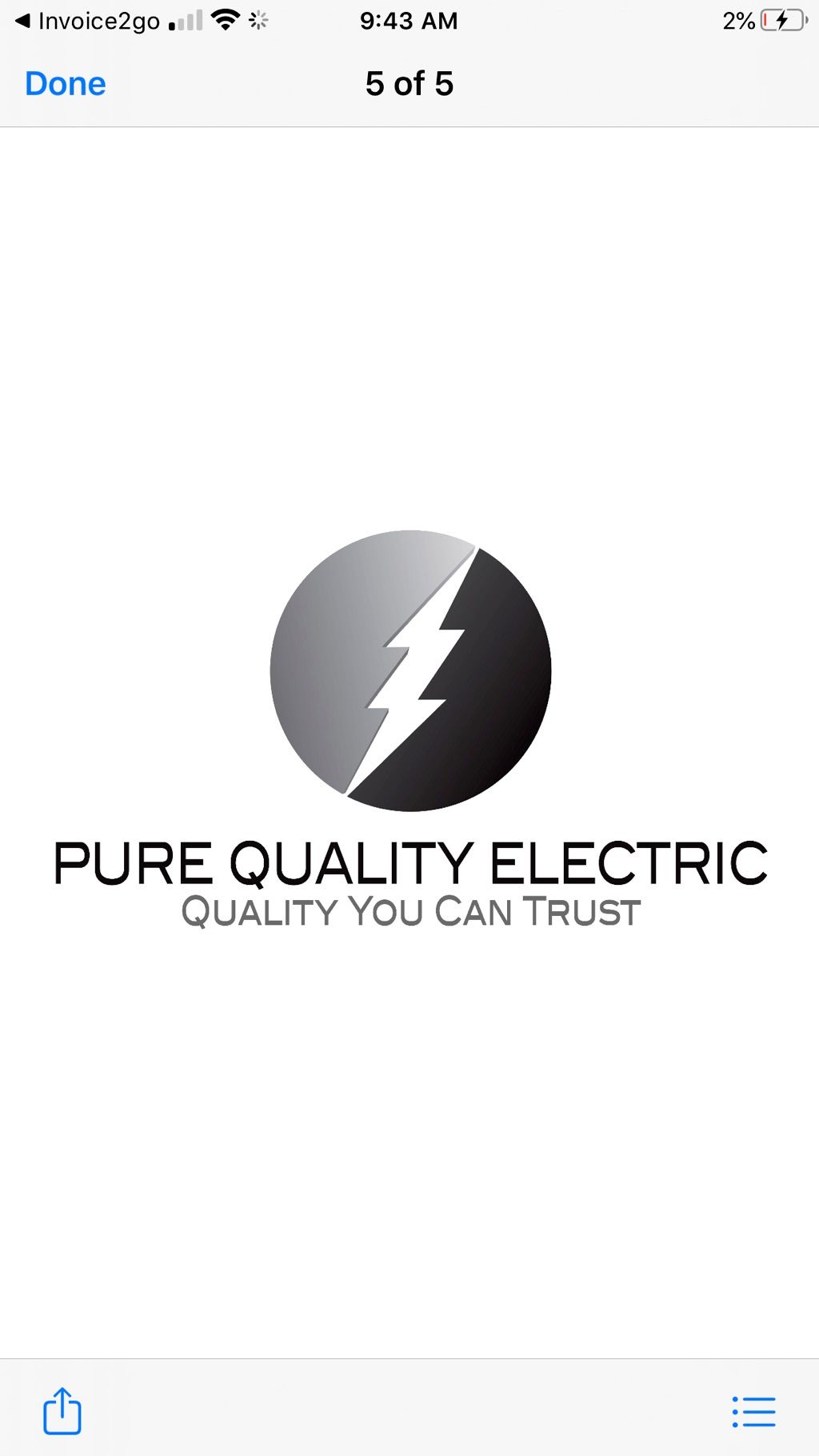 Pure Quality Electric