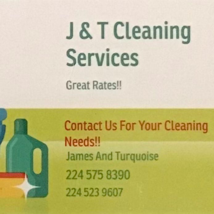 J&T Cleaning & T&Js Lawn and Snow Services