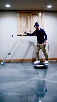 Avatar for Wyckoff Epoxy Flooring