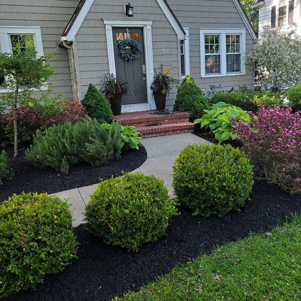 Harris & Son's landscaping