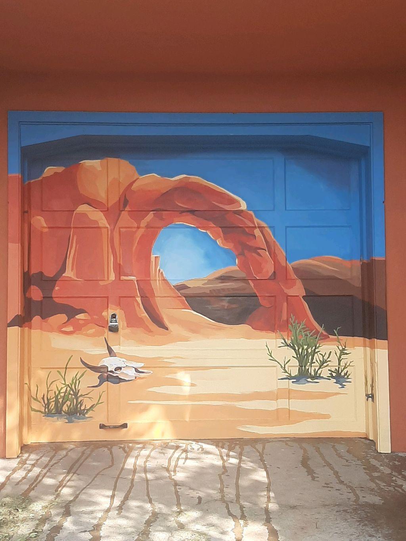 Southern Utah Mural