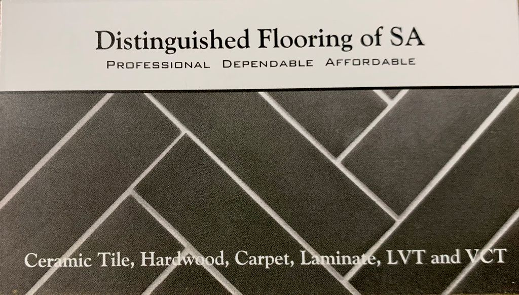 Distinguished Flooring of SA