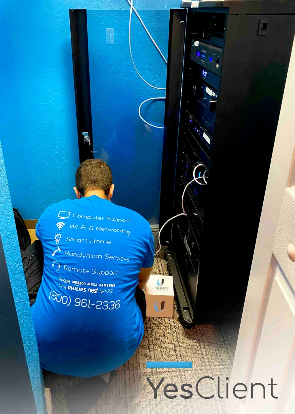 Ubiquiti Network and Wiring Commercial Grade