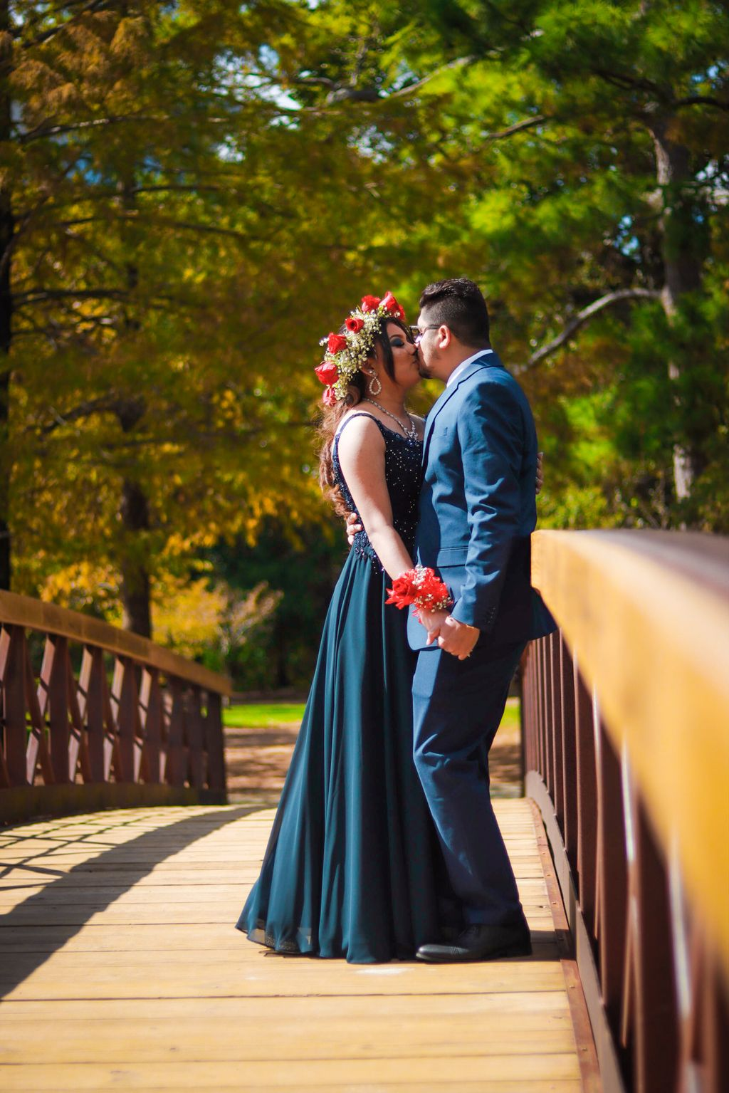 Outdoor Small Wedding Session
