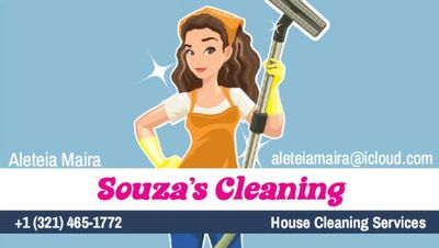 Avatar for Souza's Cleaning.