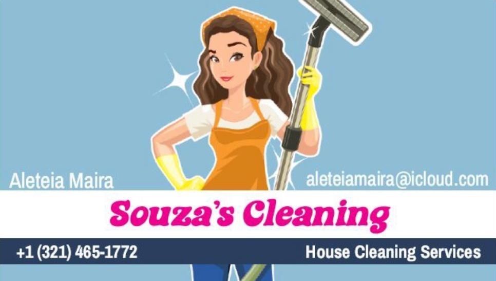Souza's Cleaning.