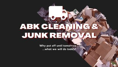 Avatar for ABK Cleaning and Junk Removal