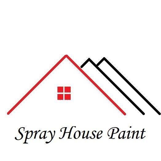 Spray House Paint