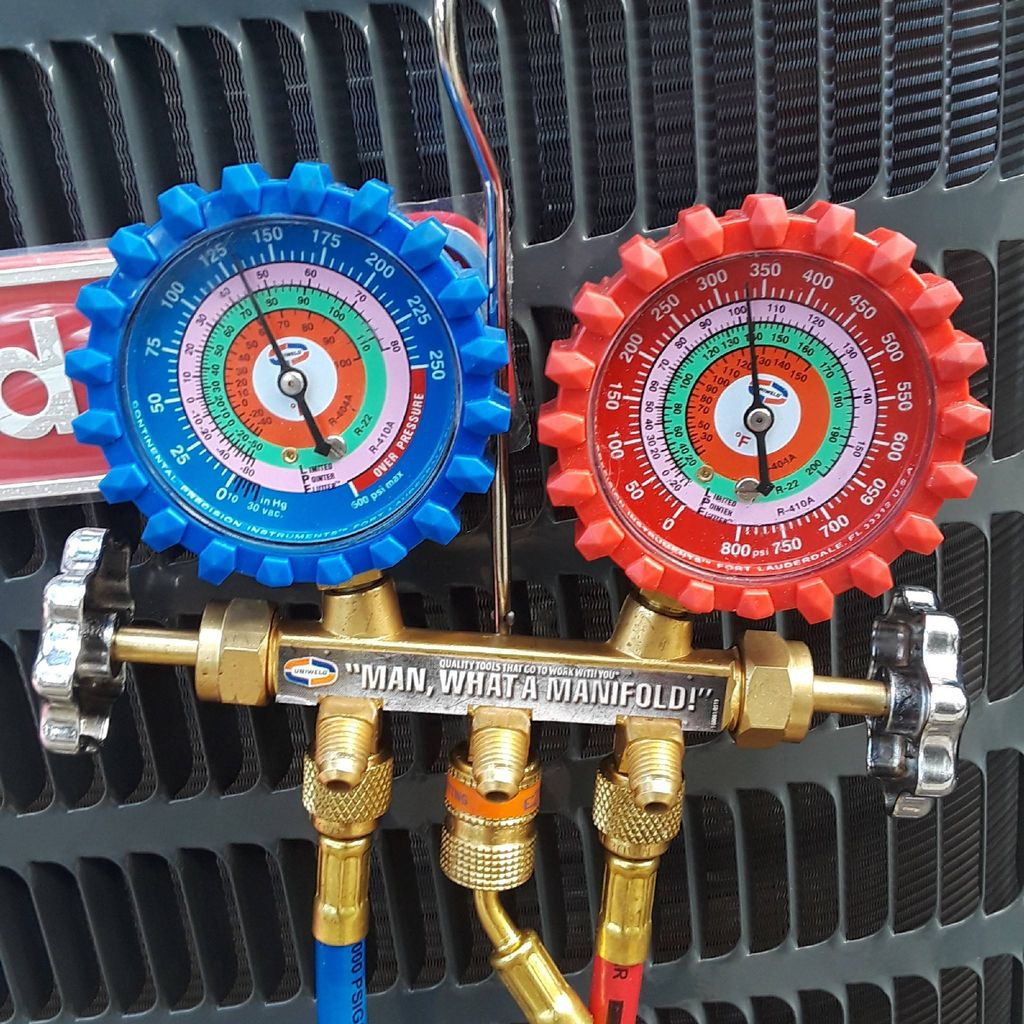 A&E heating and cooling /plumbing