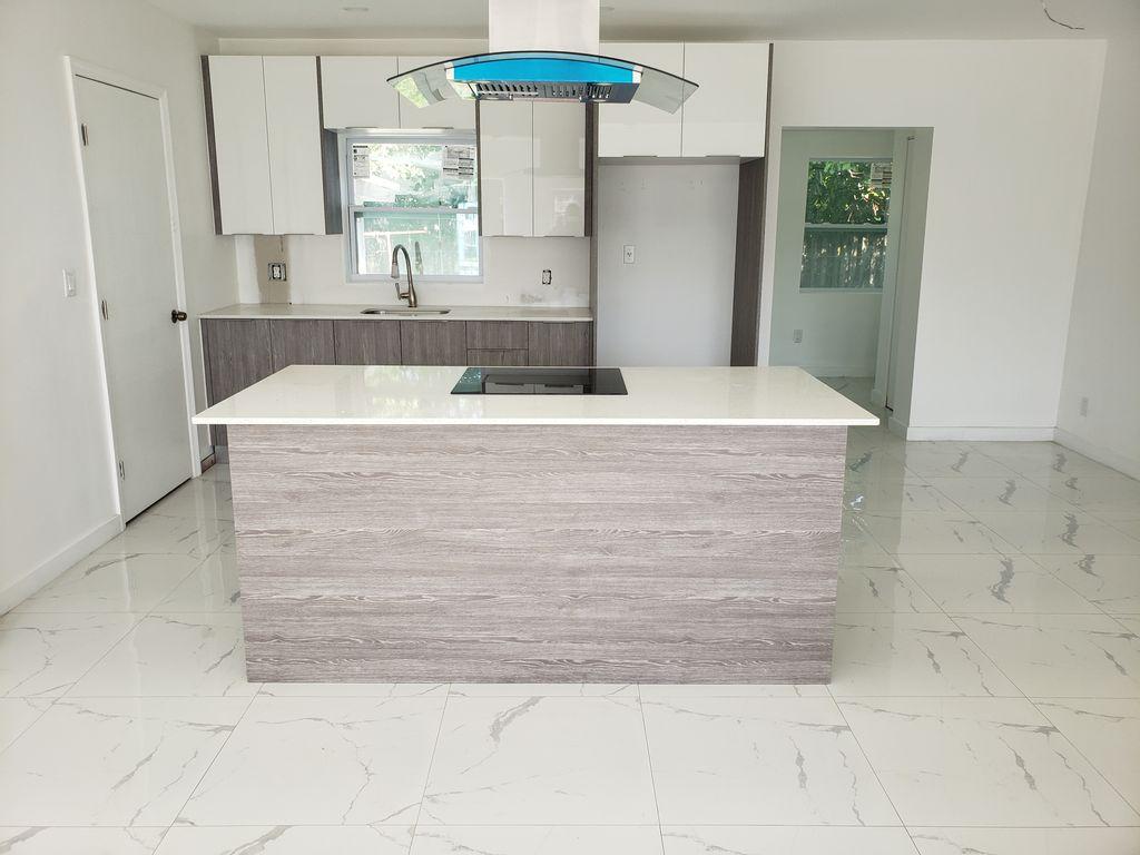 Kitchen for Investor