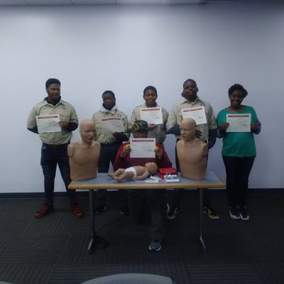 Avatar for Khadijah A. Long CPR, BLS, First Aid Instructor