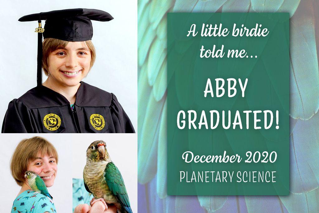 Abby's Graduation Photos