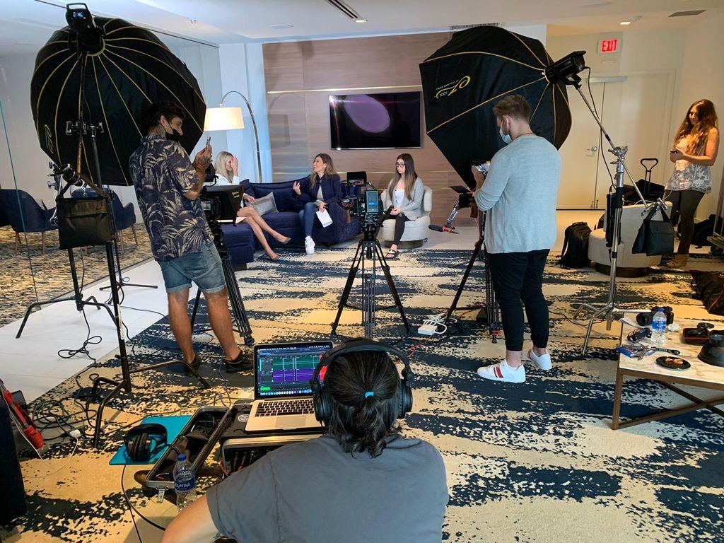 DreamOway interviews audio recording