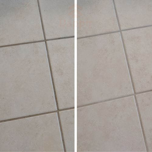 Dappir Cleaning - Mopped Floors