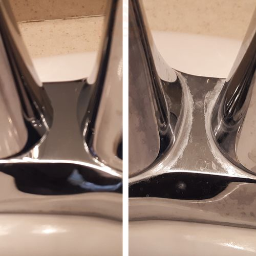 Dappir Cleaning - Faucet Cleaning