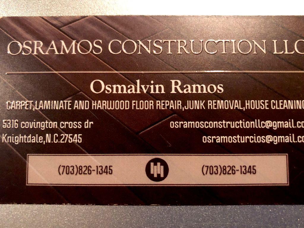 Osramos Construction llc
