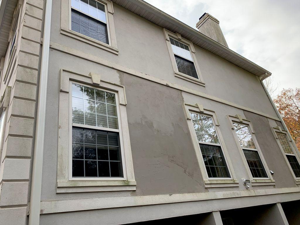 Exterior Stucco Paint