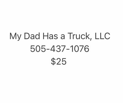 Avatar for My Dad Has a Truck, LLC