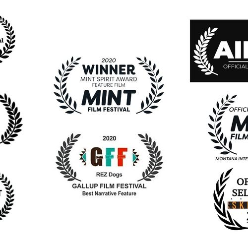 Awards are films received.