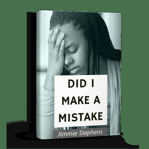 Did I Make A Mistake Ebook