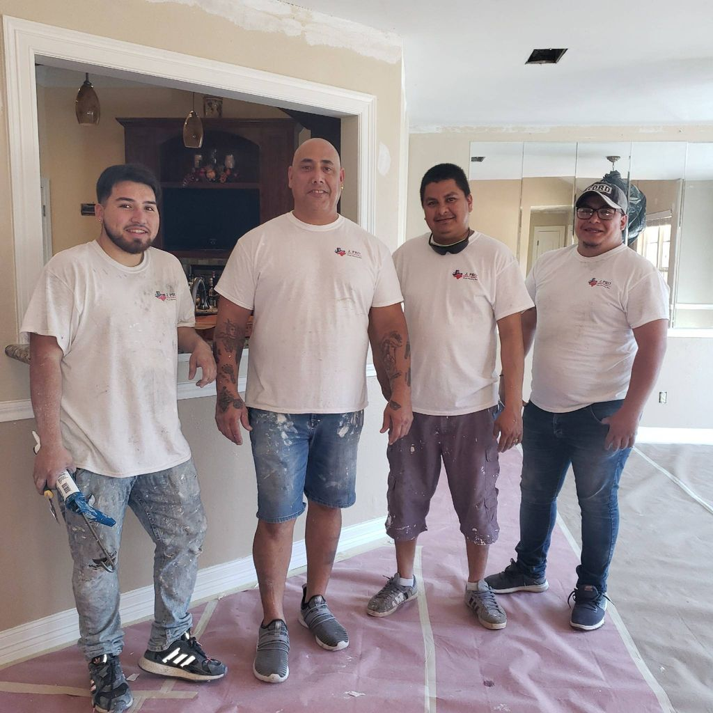 J PRO painting & remodeling