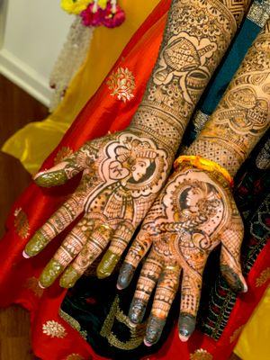 Avatar for Henna by Ash NJ (Ashlesha Parekh)