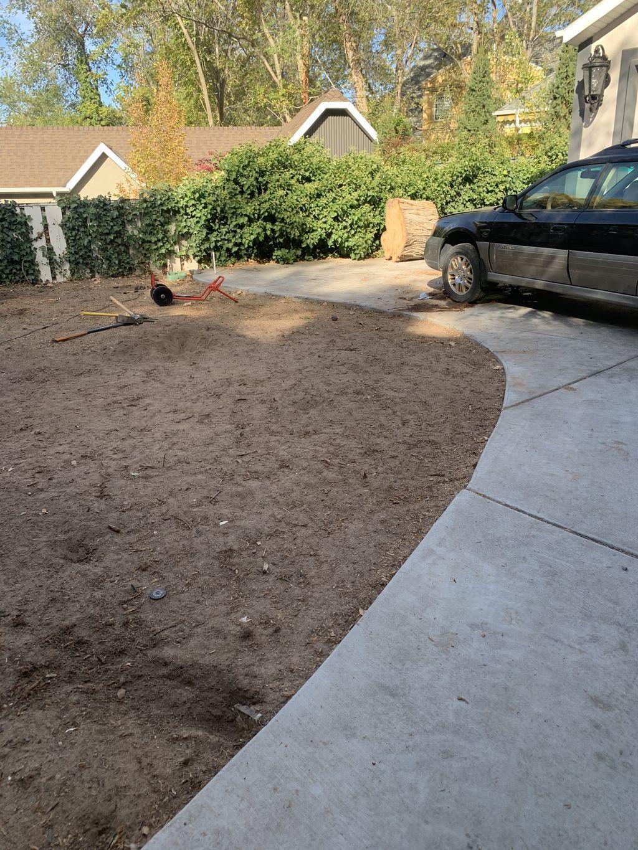 Full landscaping