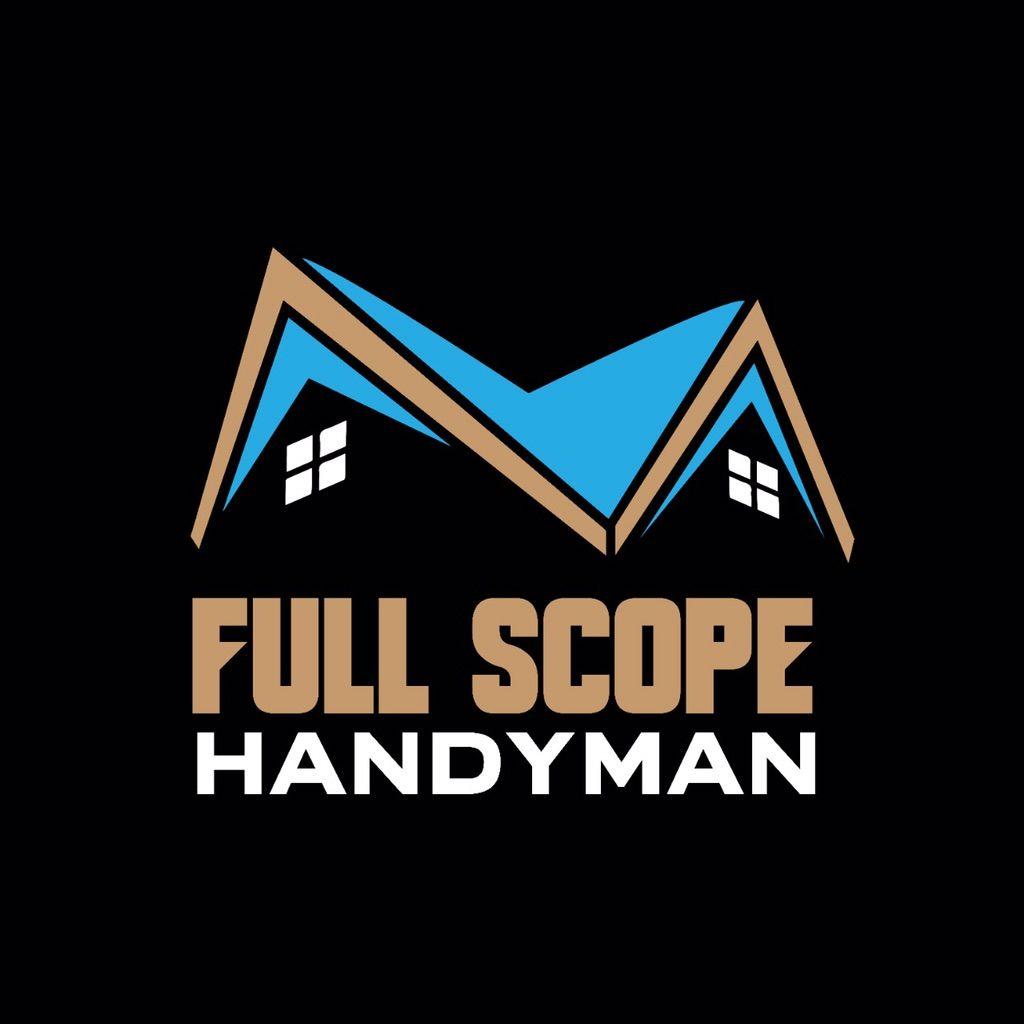 Full Scope Handyman