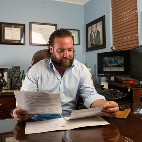 Founding Partner, Chad Van Horn