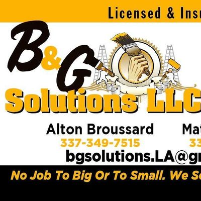 Avatar for B&G Solutions